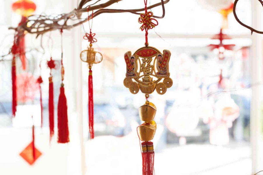 Wir dekorieren die Räumlichkeiten entsprechend der Jahreszeit und Feste.